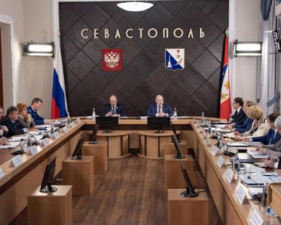 Крым и Севастополь подписали соглашение об административных границах