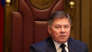 Председатель Верховного суда РФ Вячеслав Лебедев уходит в отставку