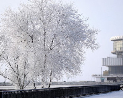 На Крым надвигаются настоящие крещенские морозы