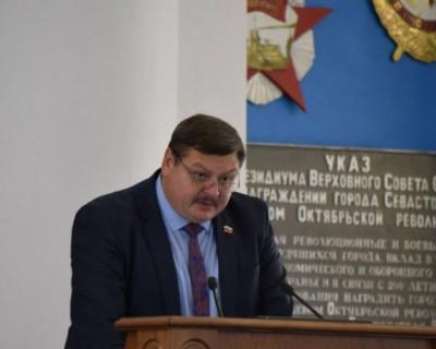 Севастопольский депутат Колбин ошибается или забыл уроки начальной школы