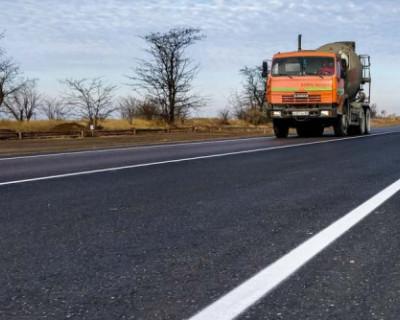 В Севастополе перекроют дорогу до марта