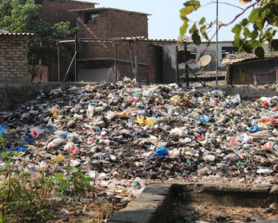 Определены три самых грязных города Крыма
