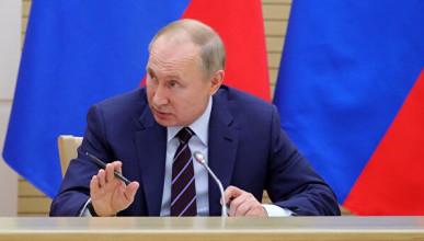 Путин рассказал о мразях (ВИДЕО)