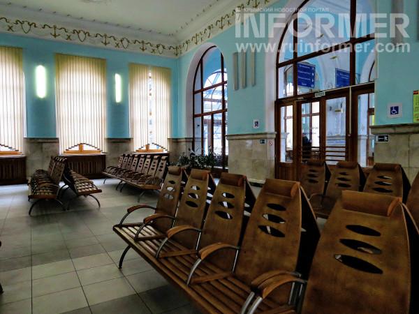 поезда в Севастополе