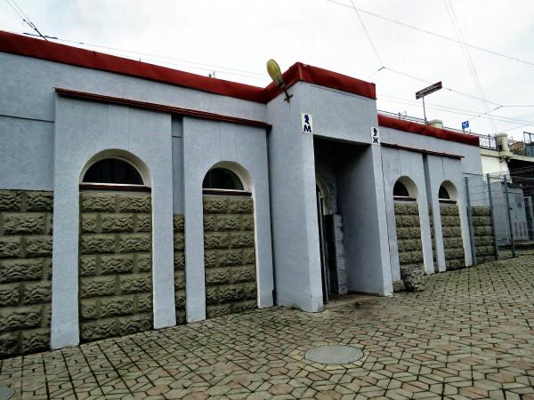 вокзал в Севастополе жд