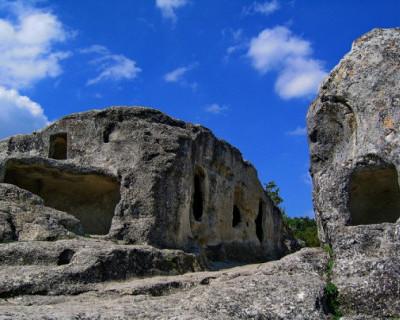 Крымский средневековый город Эски-Кермен превратят в туристический комплекс
