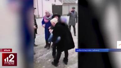 В Крыму бывшие супруги никак не могут поделить сына
