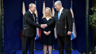 Владимир Путин предложил провести встречу глав России, Китая, США, Франции, Великобритании