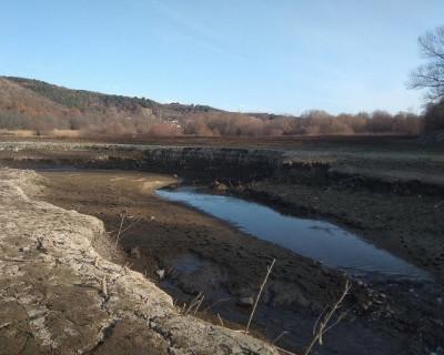 Водохранилища Крыма заполнены только на треть