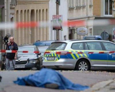 Бойня в Германии: неизвестный открыл огонь по прохожим