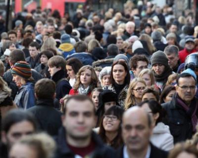 Стала известна численность населения России
