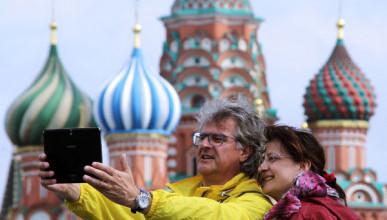 Названы самые популярные города России среди иностранцев