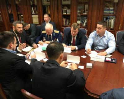 В Москве состоялась ежегодная конференция ассоциации «Воин»