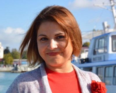 С днём рождения, прекрасная и активная «защитница» Севастополя!