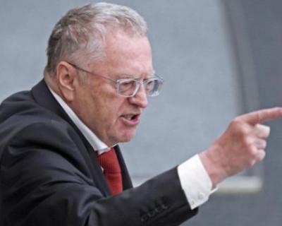 Жириновский: «Вспышка коронавируса в Китае была провокацией США»