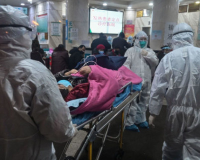 Как работает смертельный вирус в Китае (ВИДЕО 18+)