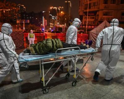 Точка невозврата пройдена: вирус в Китае распространяется быстрее, чем что–либо и когда–либо (ФОТО, ВИДЕО)