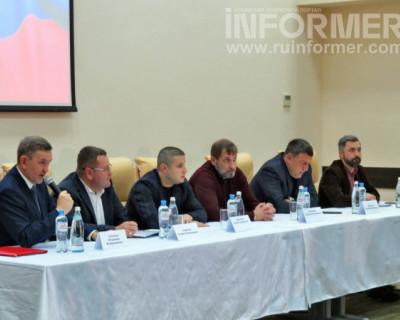 В Севастополе избран новый председатель Федерации бокса из Симферополя (ФОТО, ВИДЕО)