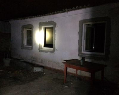 Севастопольские огнеборцы ликвидировали пожар в частном доме