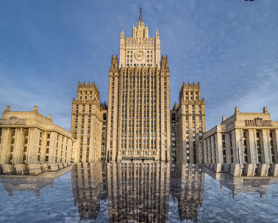 Московский суд арестовал высокопоставленного сотрудника МИД РФ