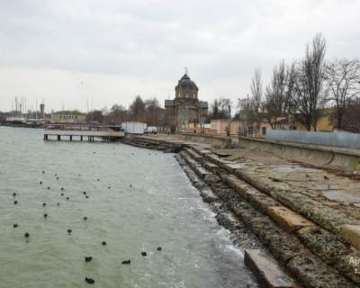 Счетная палата РФ выявила нарушения при реконструкции набережной в Евпатории