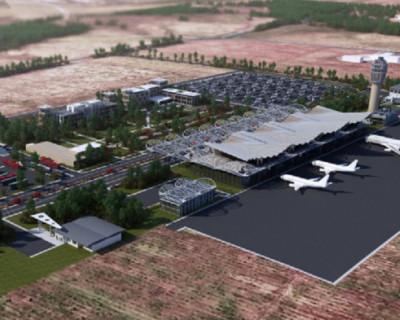Аэропорт Симферополя ищет инвесторов для строительства терминала в Севастополе