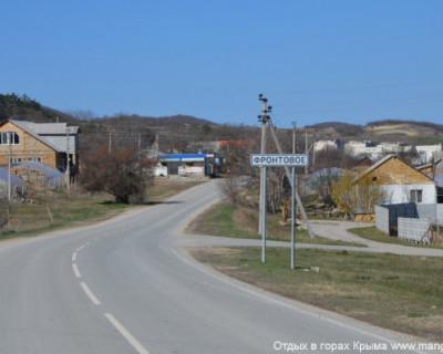 В Севастополе снова закрывают дороги