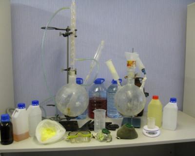 В Крыму на чердаке жилого дома обнаружили нарколабораторию