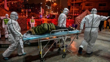 Китайский коронавирус: кто в зоне риска?