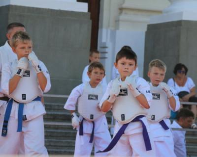 В 2019 году в Севастополе прошло более 60 спортивных мероприятий