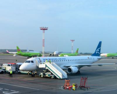 Пассажирка самолета Симферополь—Москва пригрозила взорвать судно