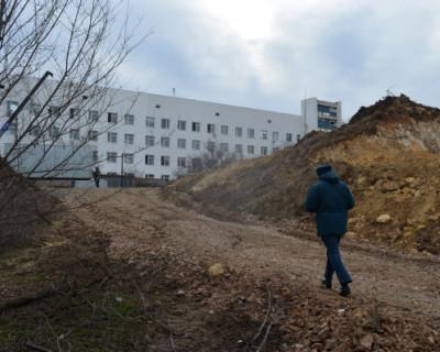 В Севастополе строители нарушили электроснабжение больницы