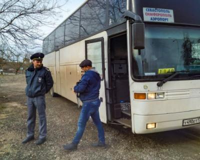 В Севастополе проконтролировали работу перевозчиков общественного транспорта