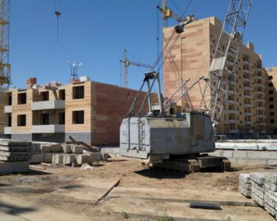 Объем сданного в эксплуатацию жилья в Крыму снизился на 16%