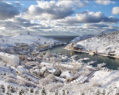 На Крым надвигаются морозы