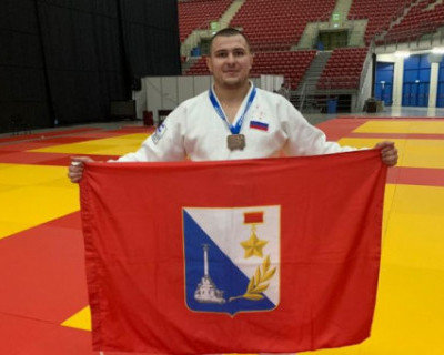 Севастопольский дзюдоист стал бронзовым призером турнира Европы