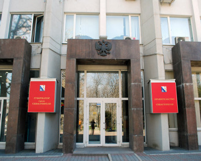В Севастополе появилась должность первого заместителя губернатора-председателя правительства