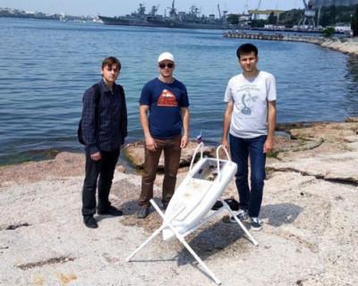 В СевГУ разработали беспилотник для измерения водных глубин