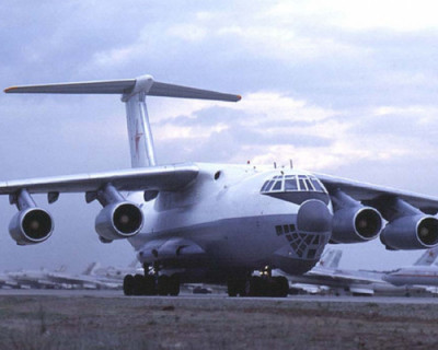 Авиация России начала спецоперацию по эвакуации россиян из Китая (ВИДЕО)