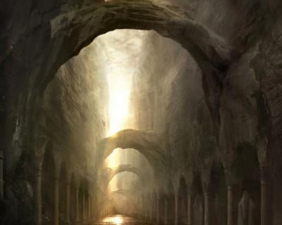 «Квадратные колонны» в Севастополе (УНИКАЛЬНЫЕ ФОТО)