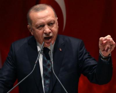 Эрдоган вновь угрожает войной