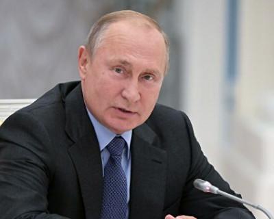 Путин пригрозил спекулянтам, которые зарабатывают на коронавирусе