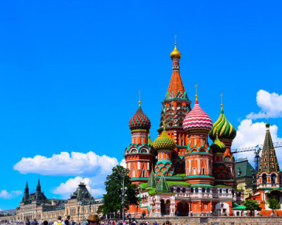 В России могут появиться федеральные территории