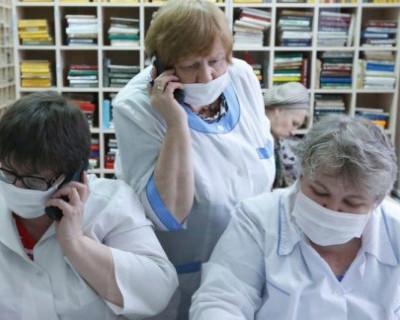 Эпидпорог по ОРВИ в Севастополе не превышен