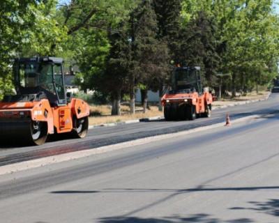 В Севастополе отремонтируют почти сто дорог