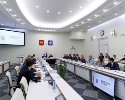 В правительстве РФ поддержали предложение главы Крыма