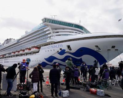 На лайнере Diamond Princess заразились уже 70 пассажиров