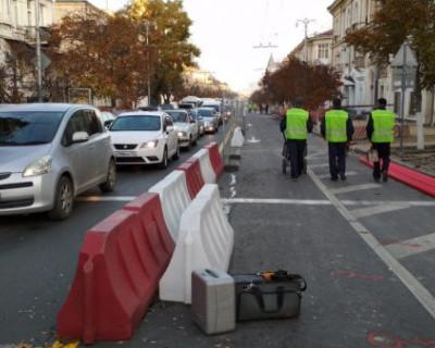 Улица Большая Морская стала энциклопедией ошибок, совершённых правительством Севастополя