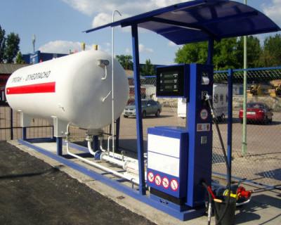 В Севастополе появится еще одна газовая заправка для общественного транспорта