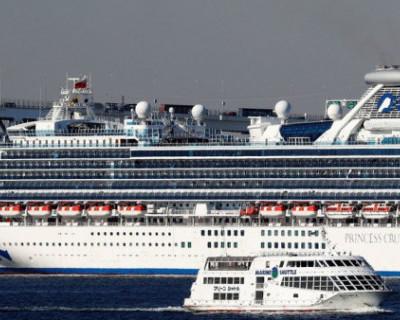 Еще один гражданин Украины заразился коронавирусом на круизном лайнере Diamond Princess в Японии